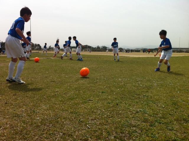 U-11 トレーニングマッチ