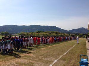U-12 第3回福岡ふようライオンズジュニアサッカー大会