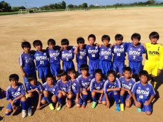 U-11 新人戦 2ndチーム 一次予選結果