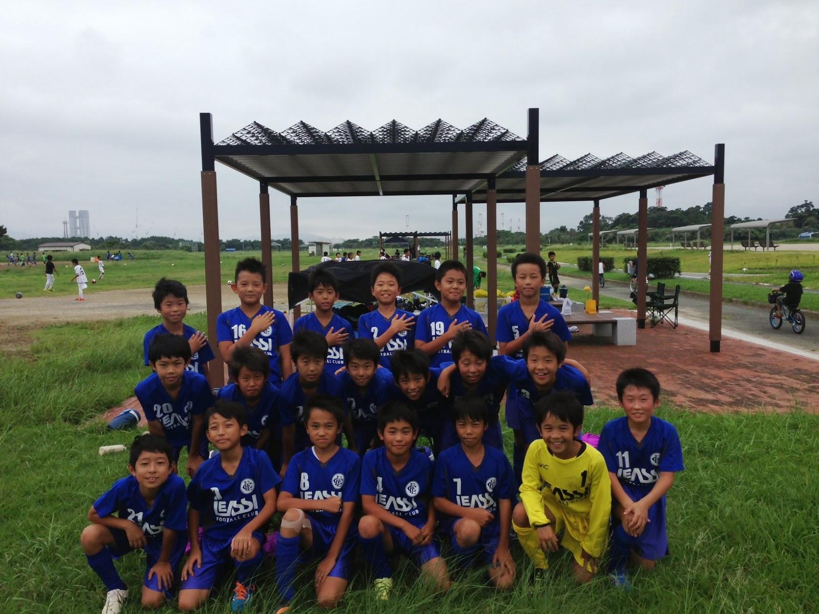 U-11 新人戦 1stチーム 一次予選結果
