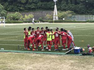 U15県リーグ 8ヶ月に及ぶ戦いの最終節!