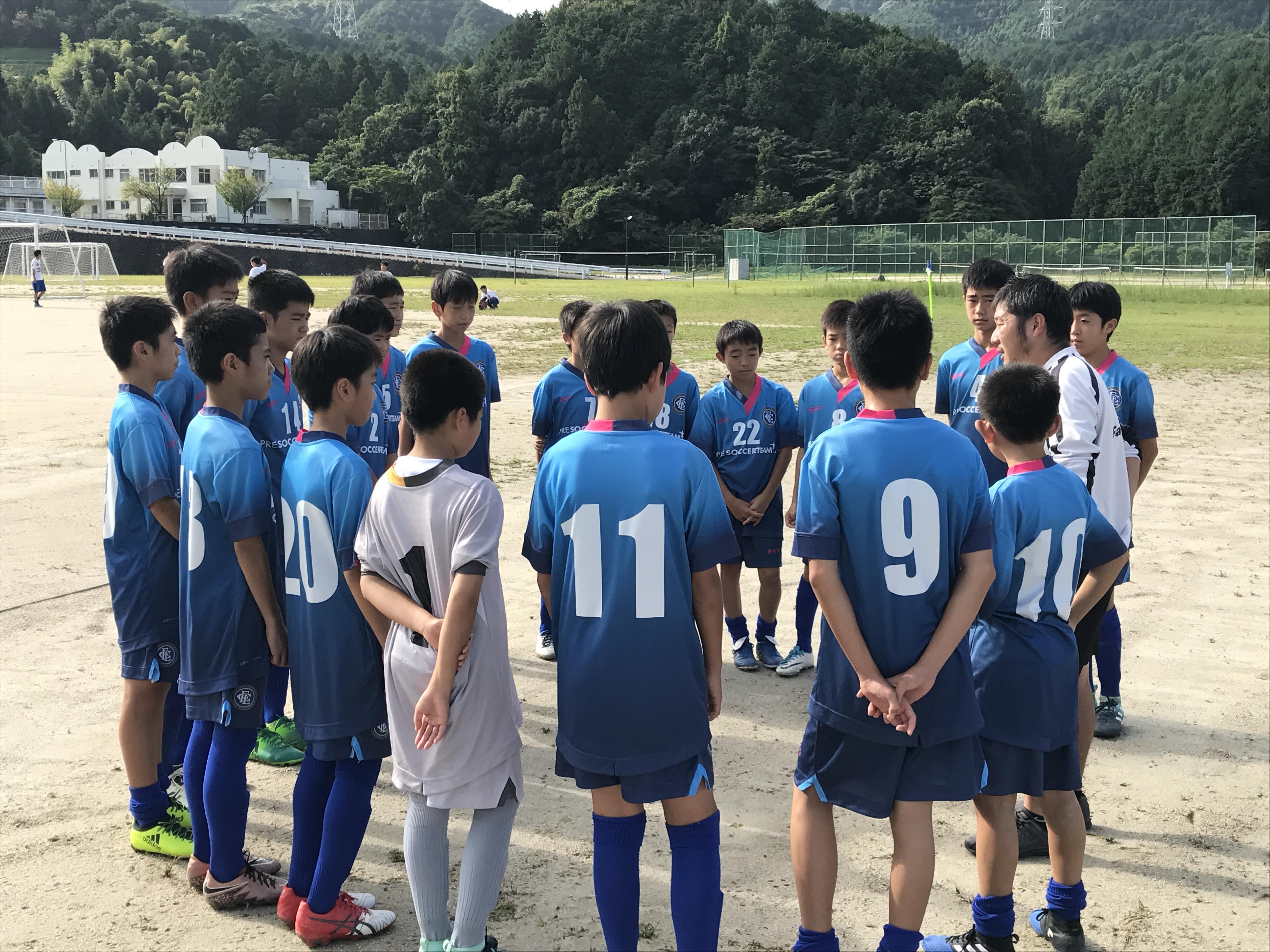 U13県クラブユース ベスト8をかけた戦い!