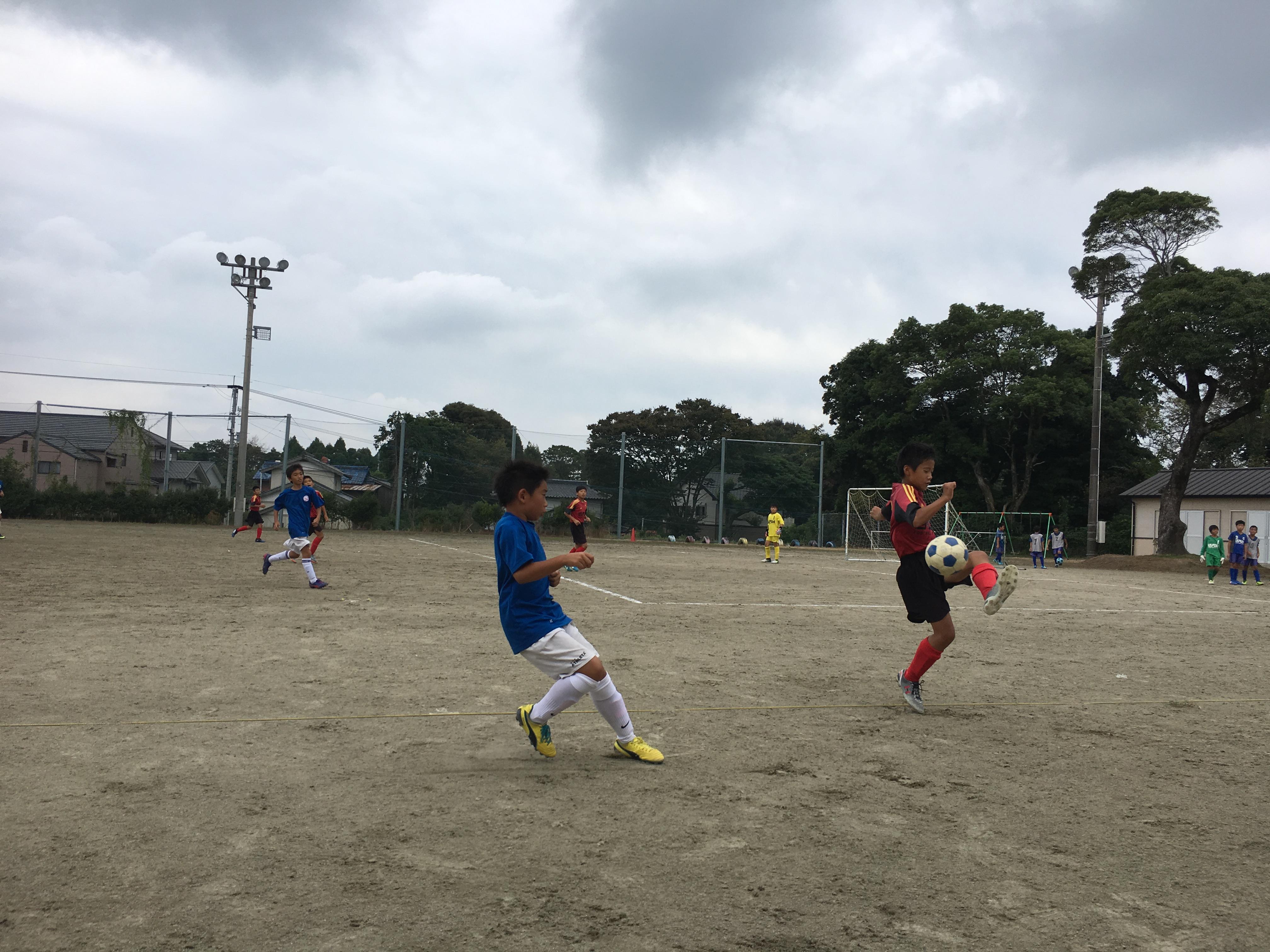 U-12TRM vs 唐津シティFC 〜全日へ向けて少しづつ〜