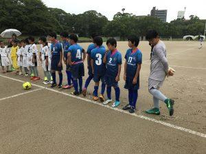 U-12 2nd 4部リーグ 第11節 柏南・第12節 西高宮/同地区同士の対戦・南区ダービー!