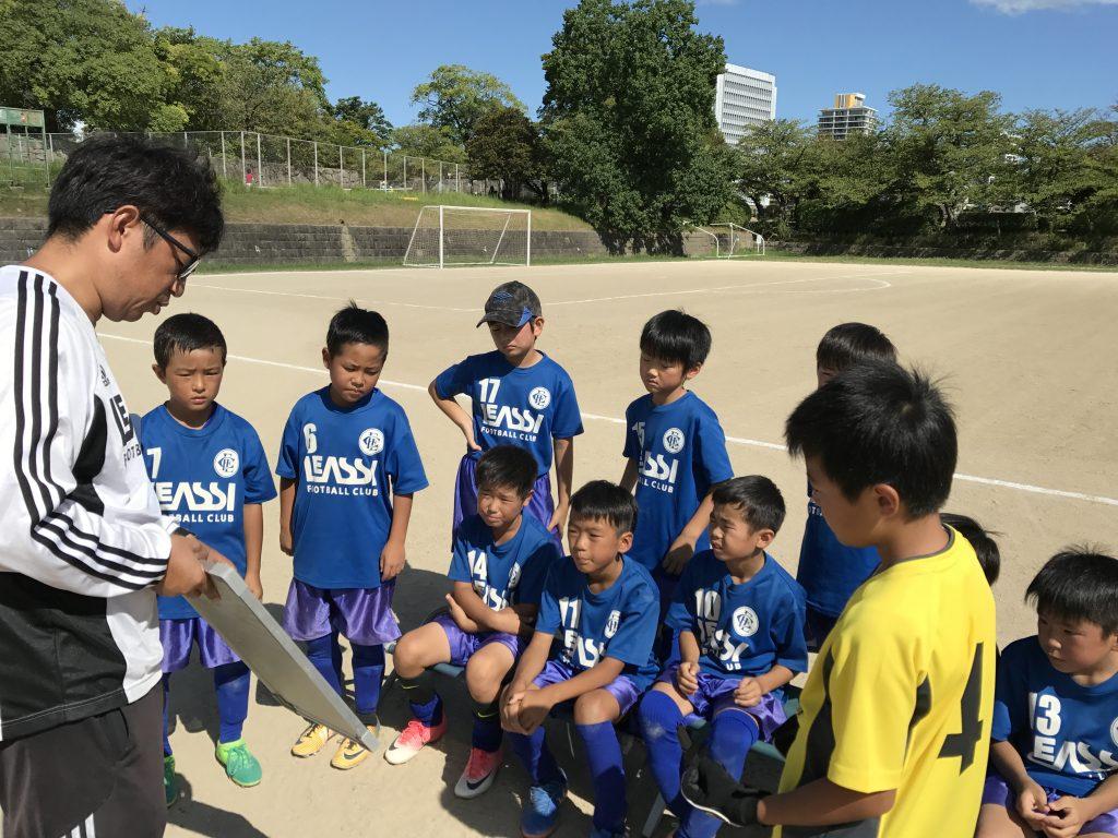 U9 まだまだこれから。FAL(FUKUOKA ADVANCE LEAGUE)福岡アドヴァンスリーグ第7・8節