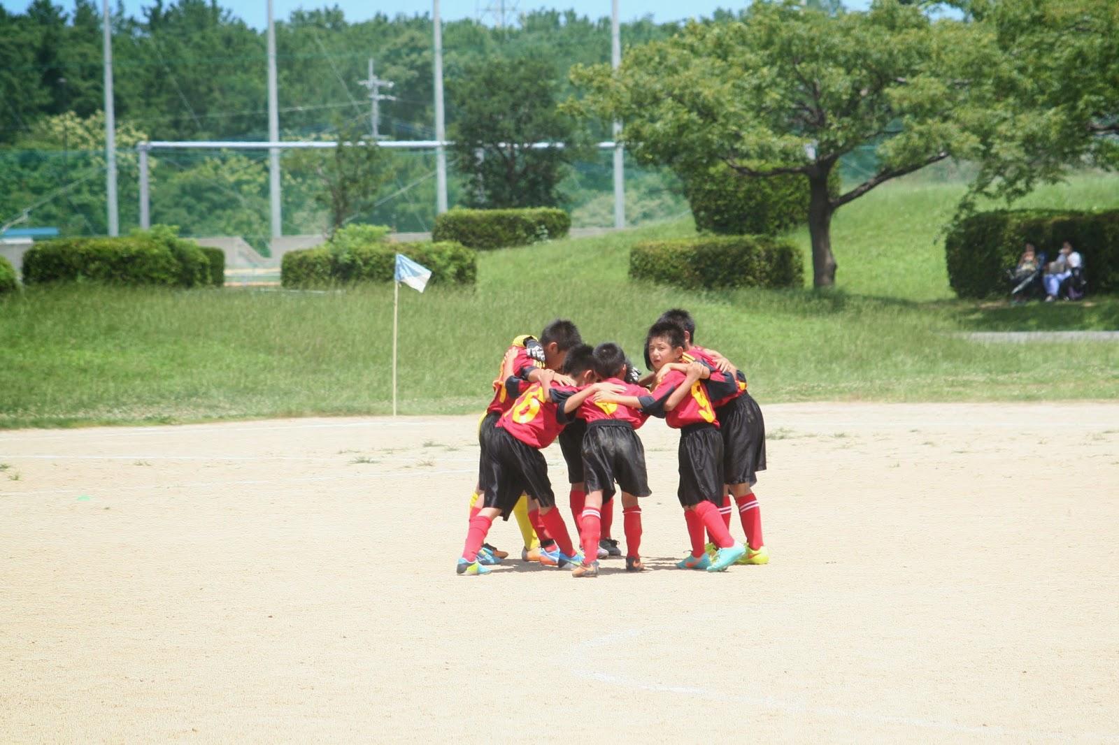 U-10リーグ戦(南区リーグ)初日
