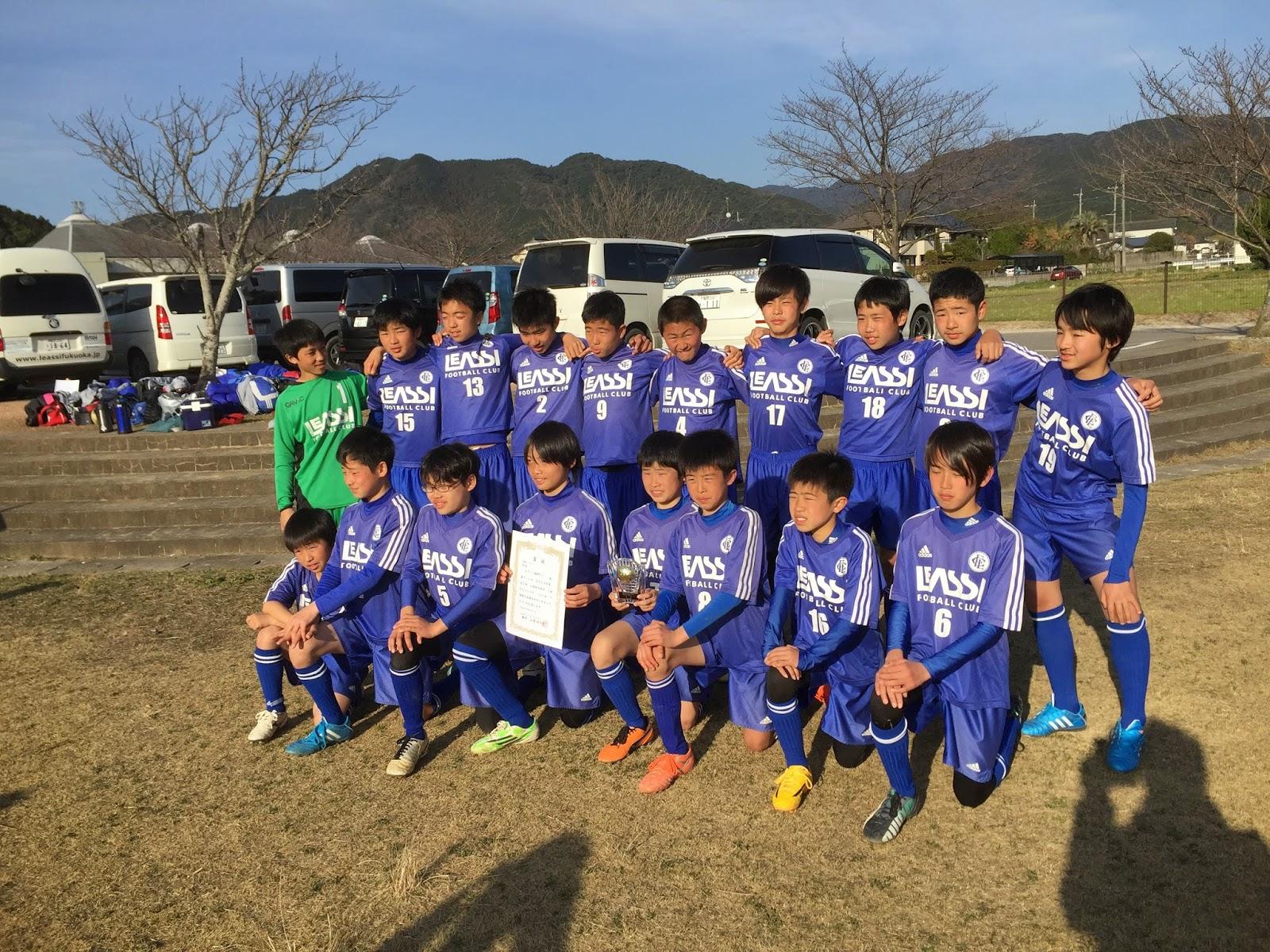 第5回山邉利太郎杯U-12久山FCフェスティバル 3位!