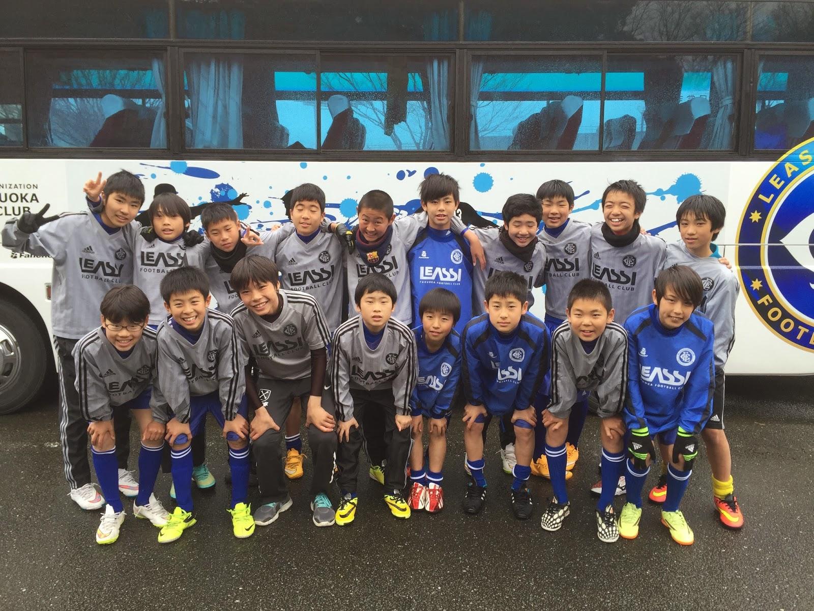 U-12 福岡市長杯を終えて
