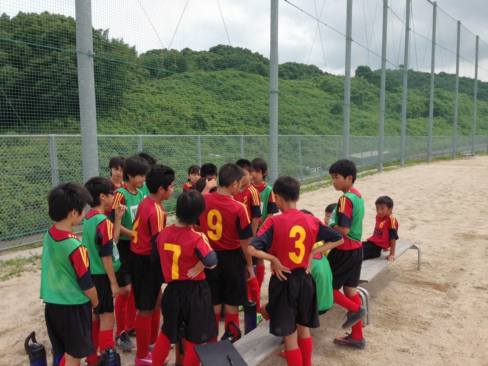 U-12セカンドチーム 前期リーグ終了