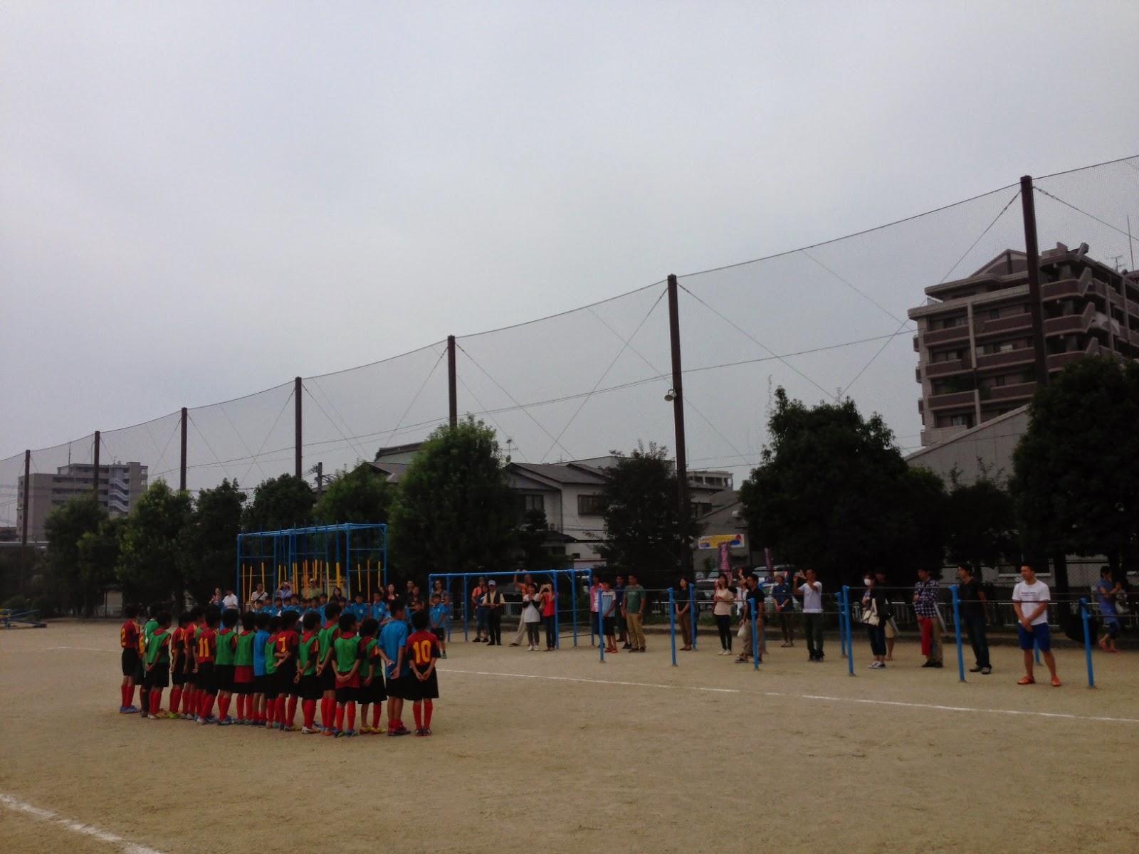 U-11新人戦 2ndチーム2次予選結果