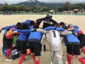 U12 1st 全日本少年サッカー大会 福岡支部予選 VS アビスパ福岡、千早