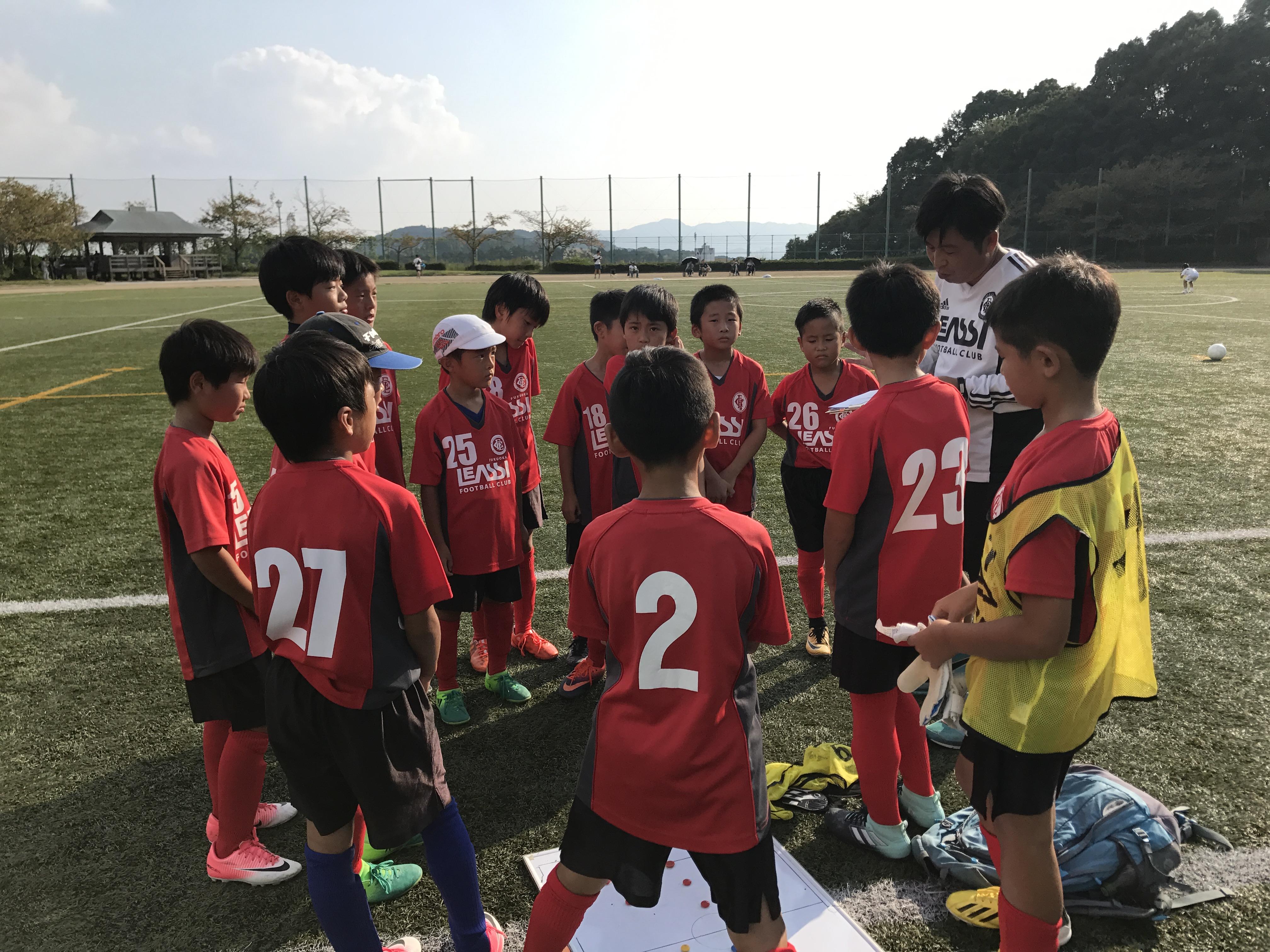 U-10 セカンド TRM vs J-WIN、壱岐