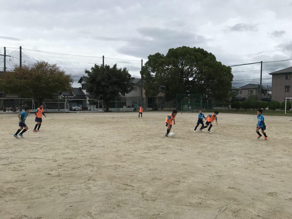 U-12 2ndチーム 全日本少年サッカー大会 福岡県ブロック大会トーナメント1回戦