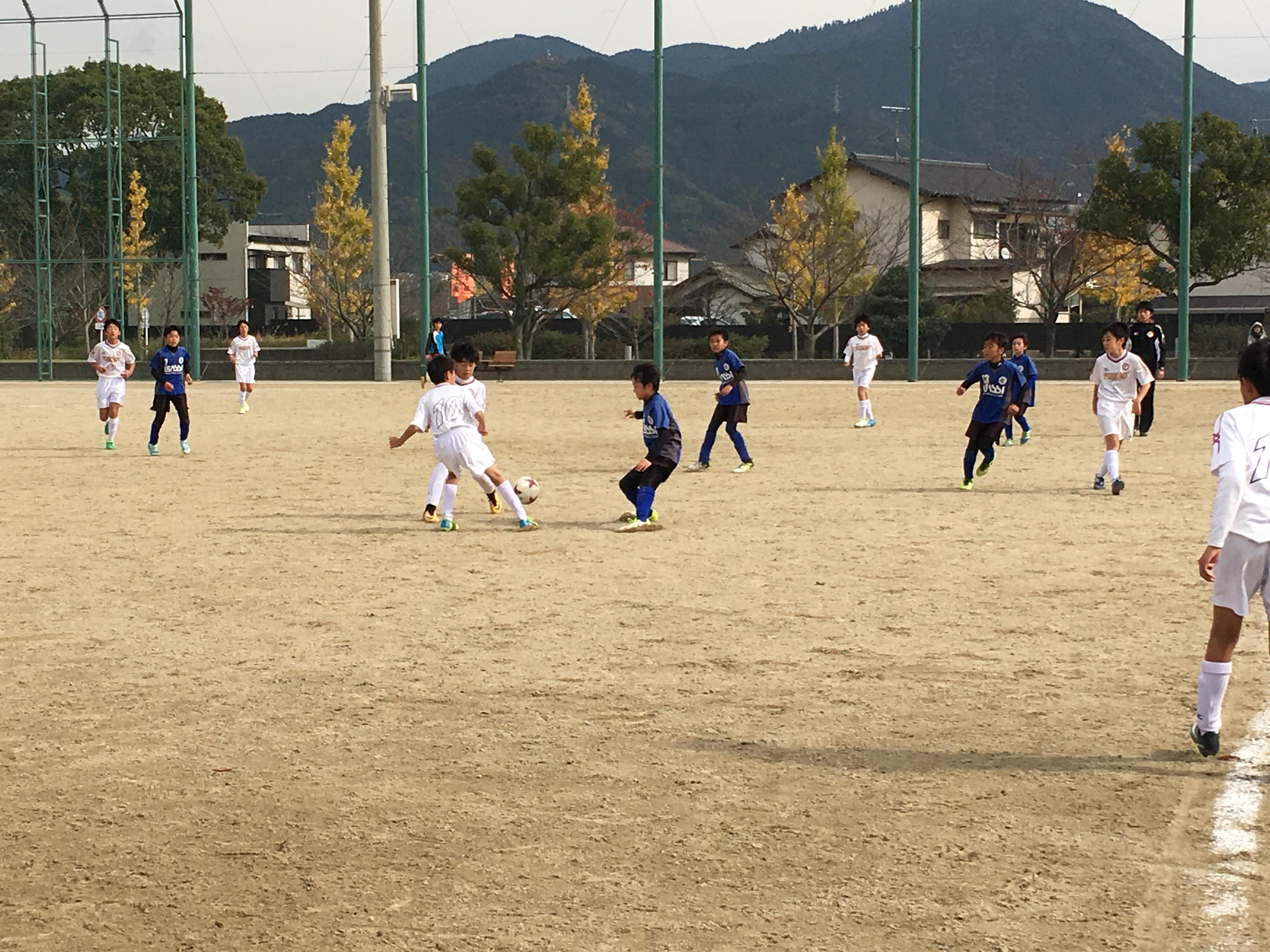 U-11 1stTRM(vs福岡ドリームスU-12)