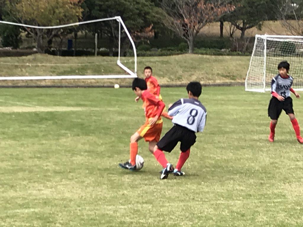 U12 1st Jacpa cup 2日目 決勝トーナメント vs戸畑、春住、エリア伊都