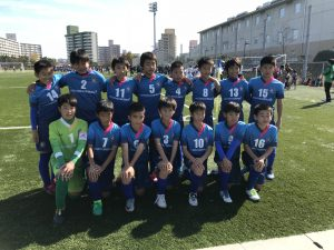 全日本少年サッカー大会 福岡県大会 vs 筑後、ボルク