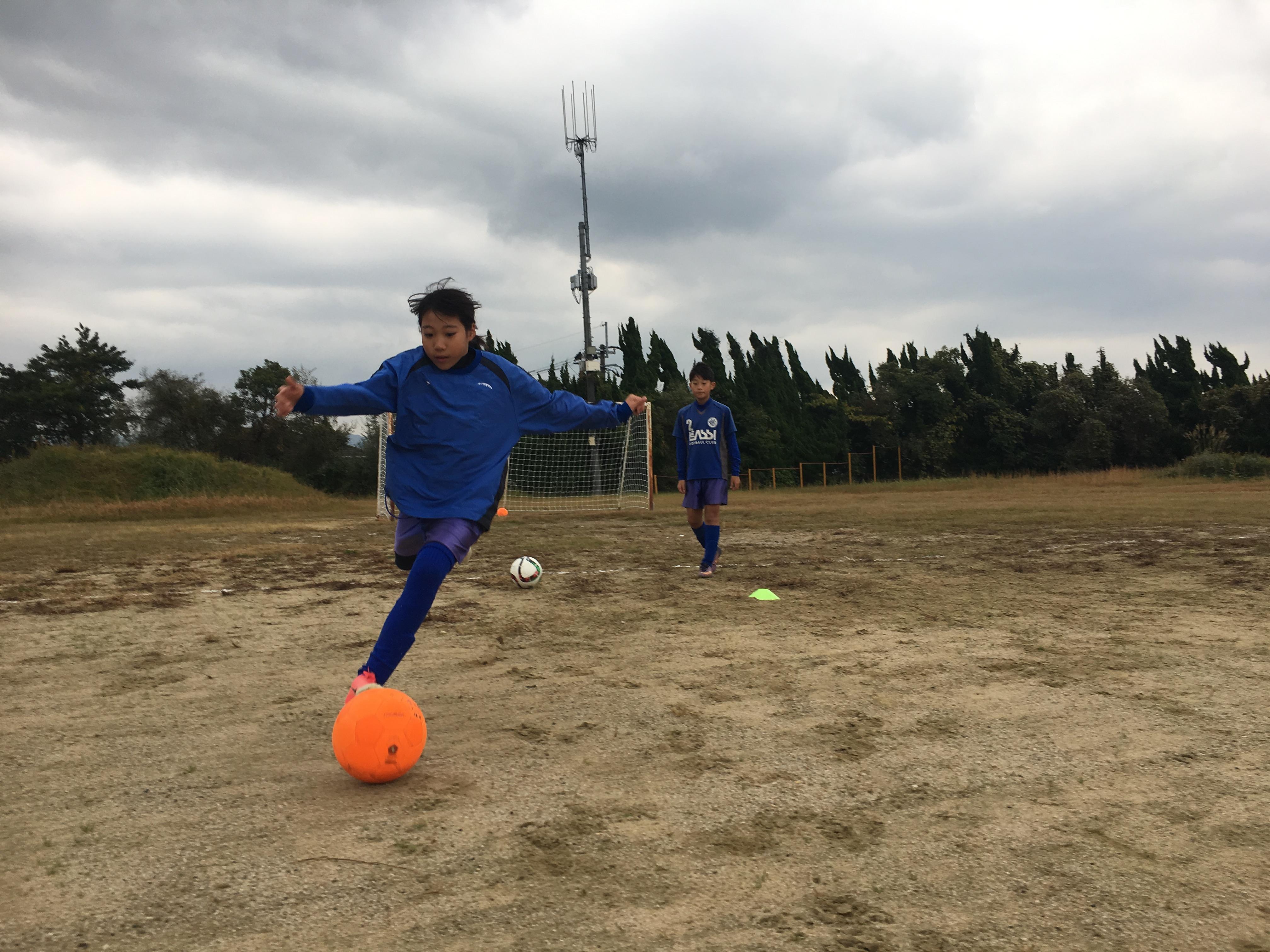 U-11・セカンド TRM vs 東福岡CH 〜後期リーグに向けて大切な準備〜