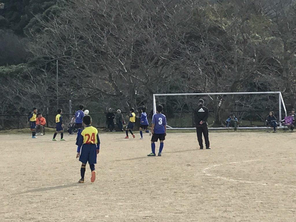 U12 2nd TRM 対大坪・高木瀬!