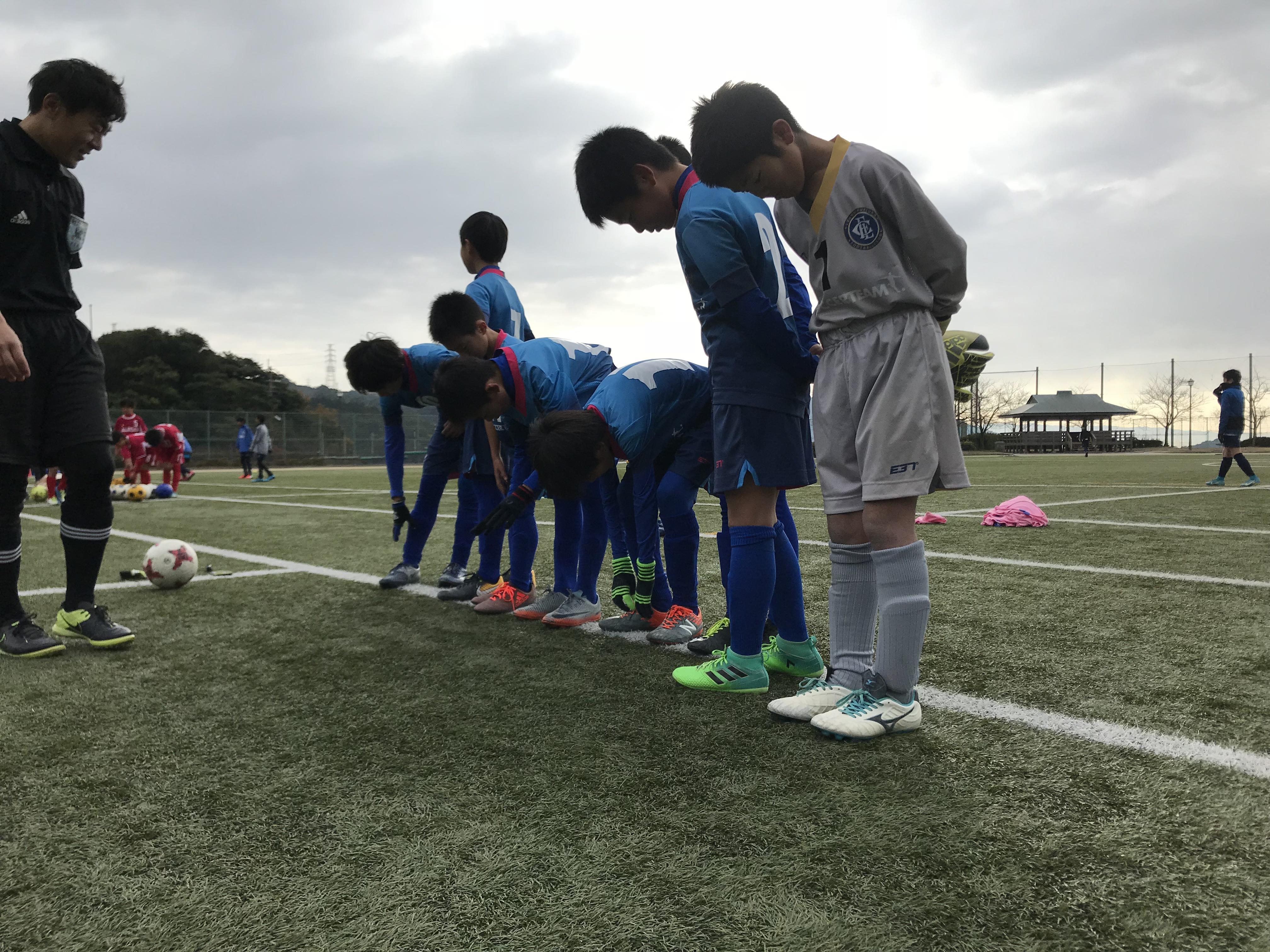 U-11・セカンド 後期リーグ第5,6節 vs アレシオ、住吉