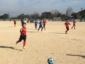 U-11 1st後期2部リーグ第3節、第4節(vs老司、vsわかば)