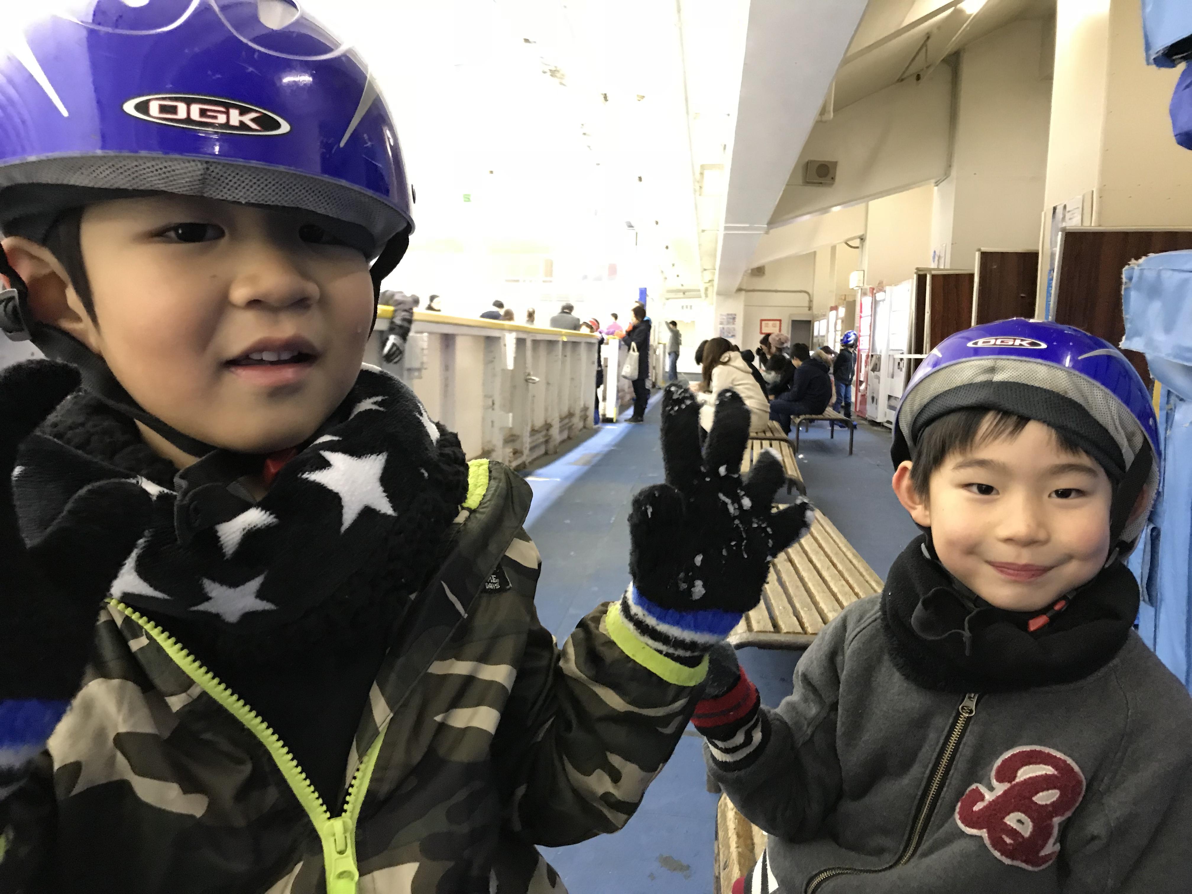 スクールコース / 冬イベント・スケート ㏌パピオアイスアリーナ