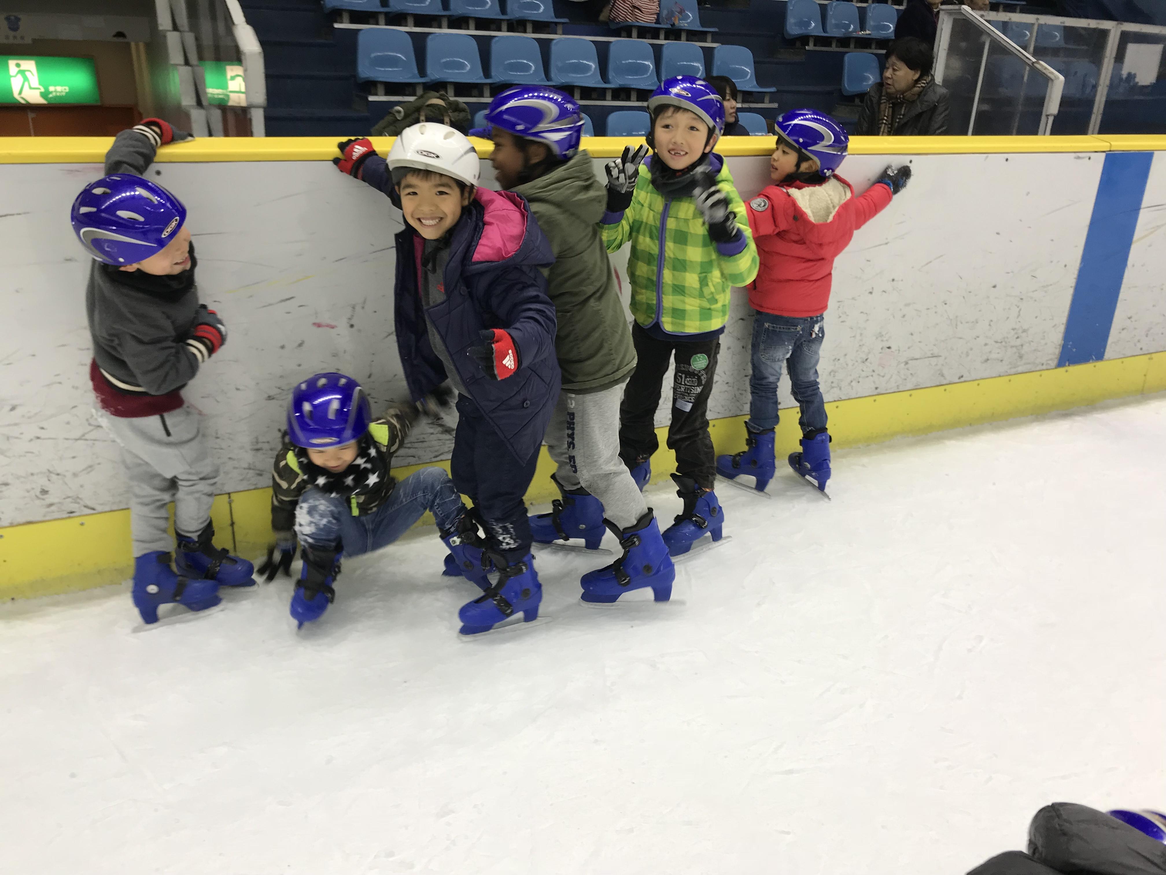 スクールコース / 冬休みイベント・スケート【フォトギャラリー】