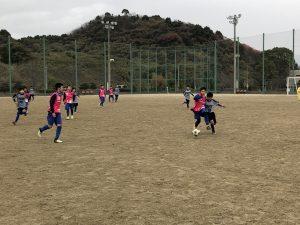 12/10ジュニアユース2ndチーム TRM vs南葛SC
