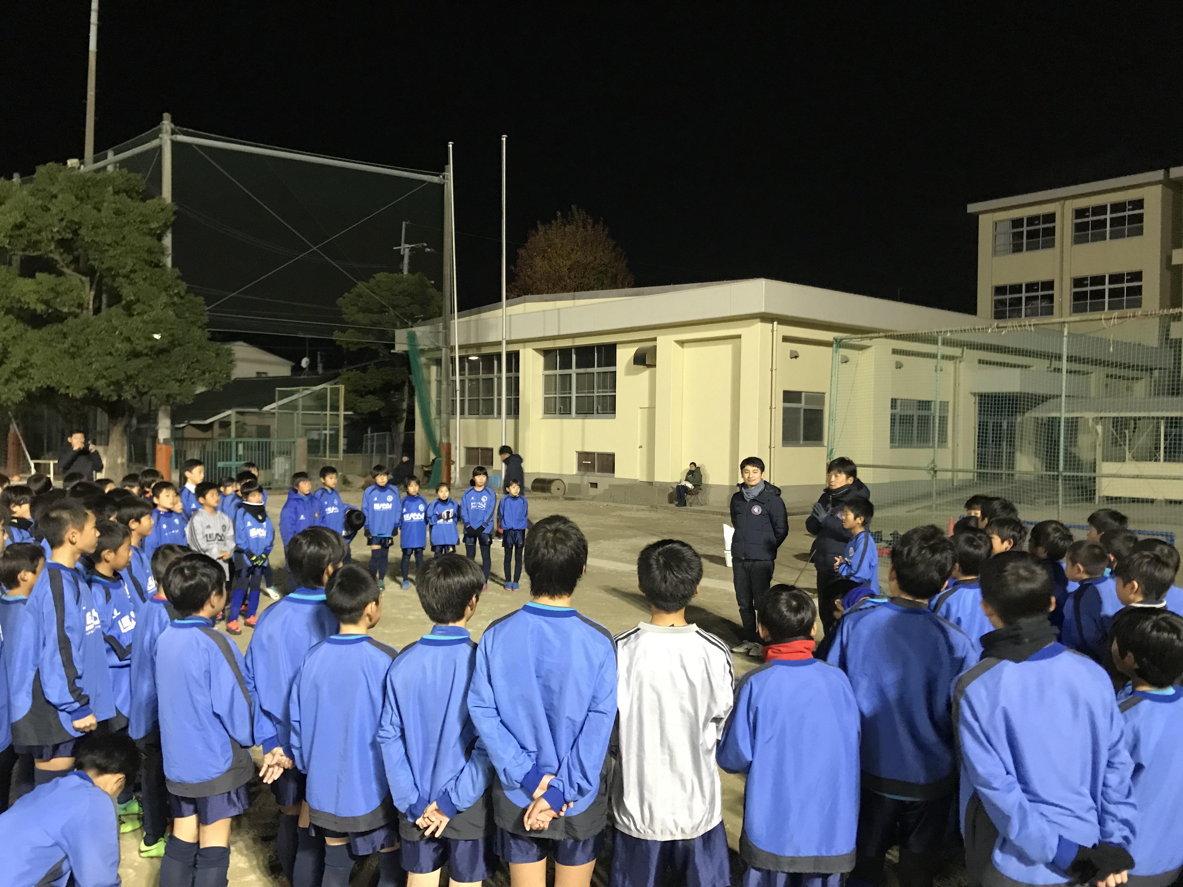 スーパーバイザー坪井氏練習実施・+「上海からのお客様」