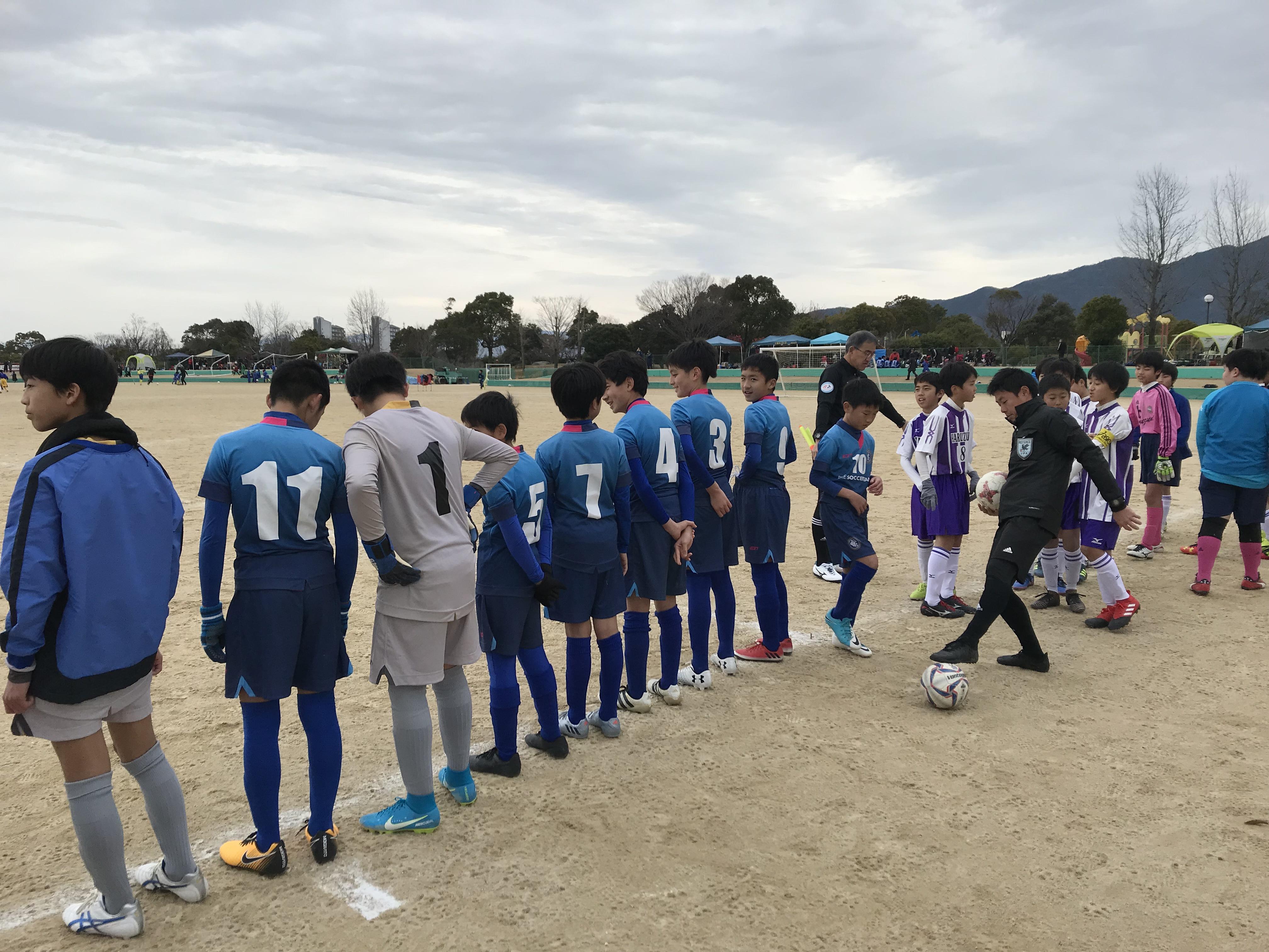 U-12 2nd 九州ジュニア 格上チームに勝利なるか!?