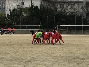 U14 市長杯 決勝トーナメントへ!