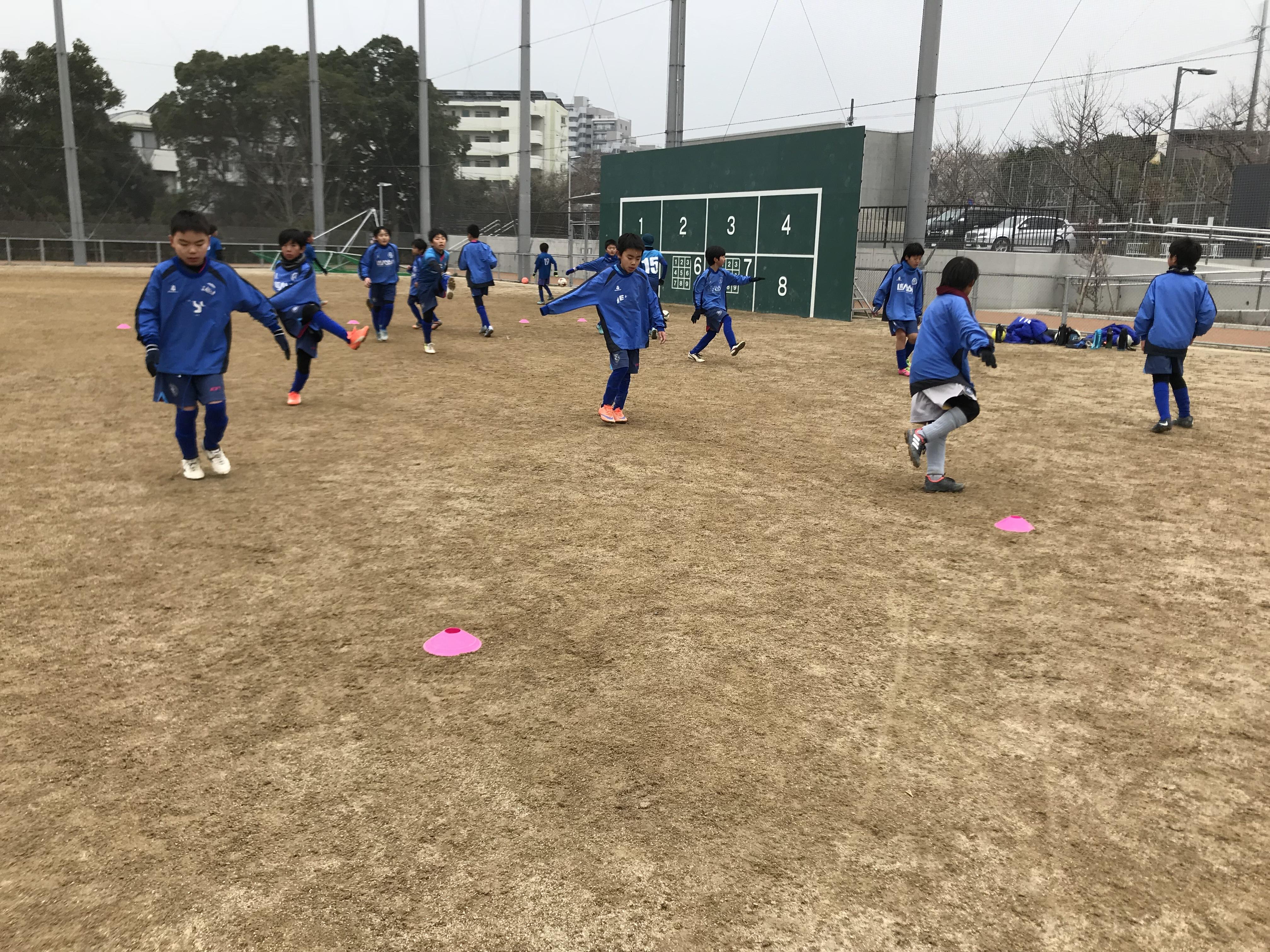 U-11 3rd 後期リーグ 第4節 vs 鶴田