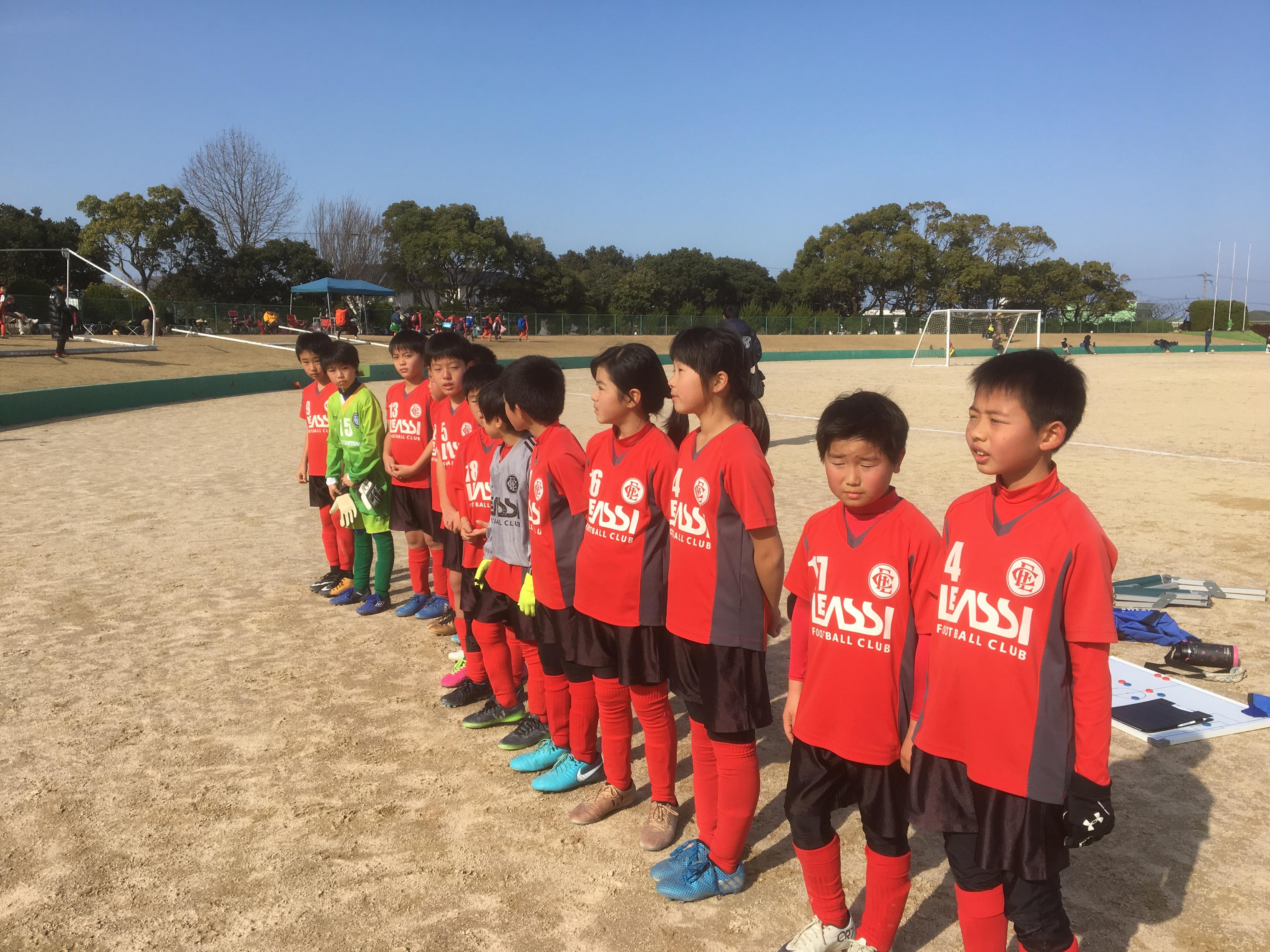 U10 1st 九州地域サッカーフェスティバル予選トーナメント初日