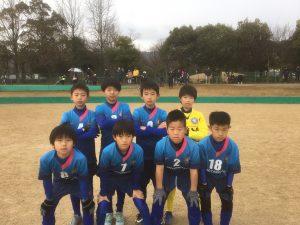 九州地域トーナメント U10 1stチーム vs西南