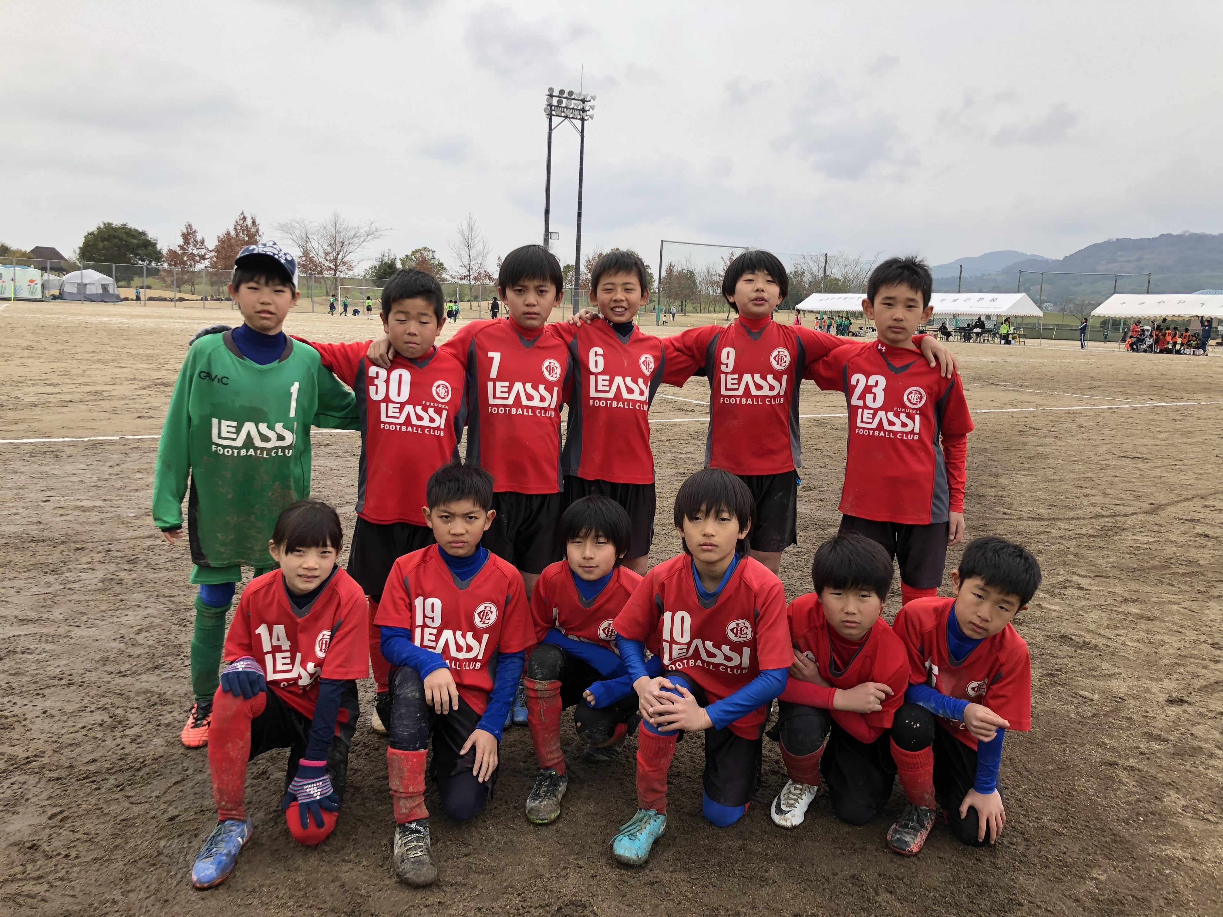 U-10 1st・2nd モーモーカップ 2日目/決勝トーナメント