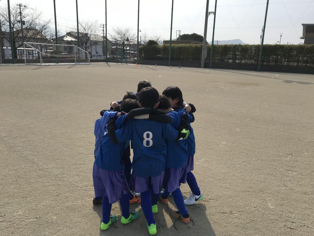 U9・8・7 紅白戦 in シーメイト!
