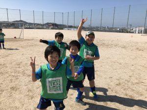 2018年度レアッシ福岡サッカースクール 活動開始!