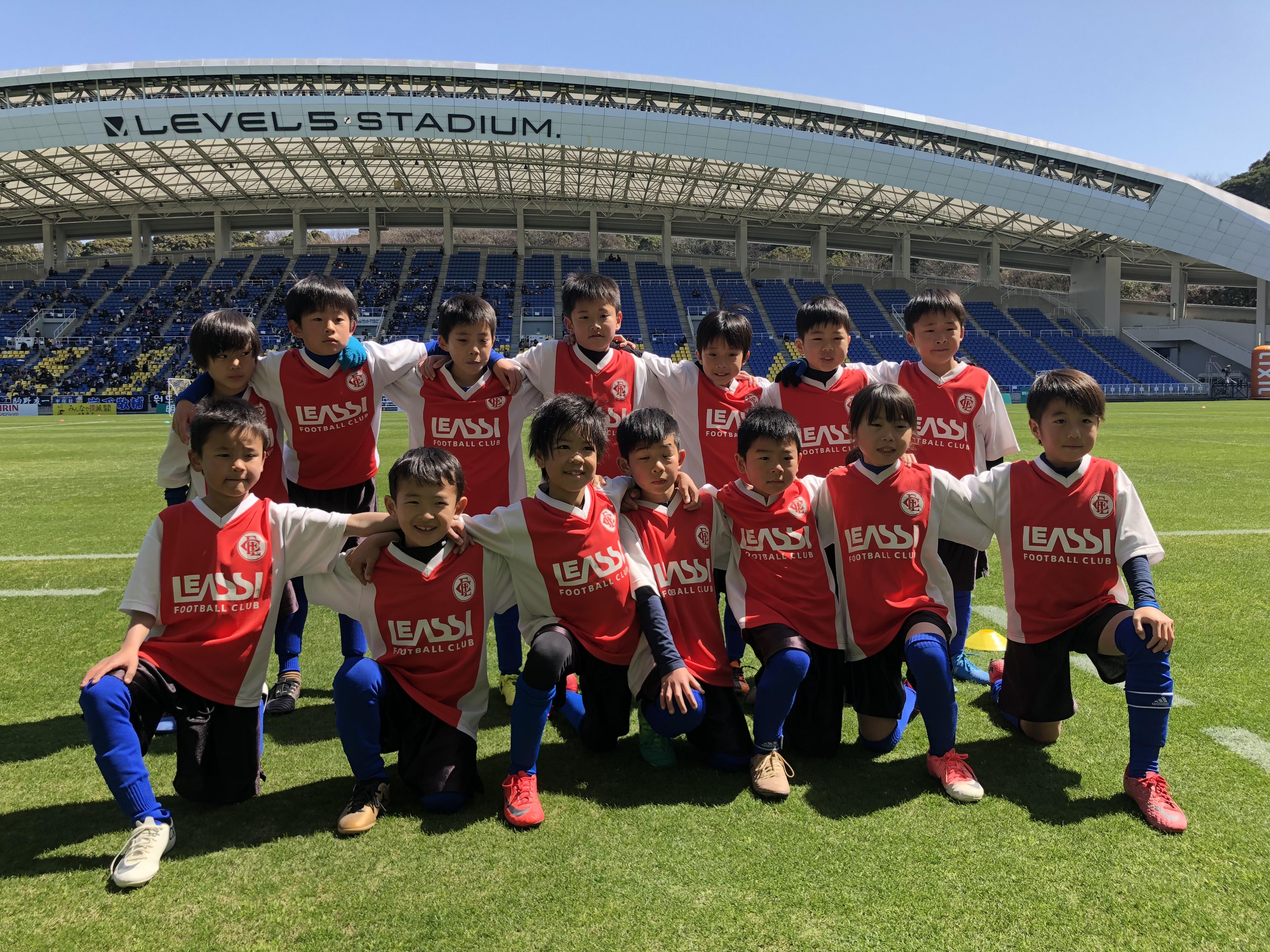 u-8 スペシャルマッチ・アビスパ福岡前座試合