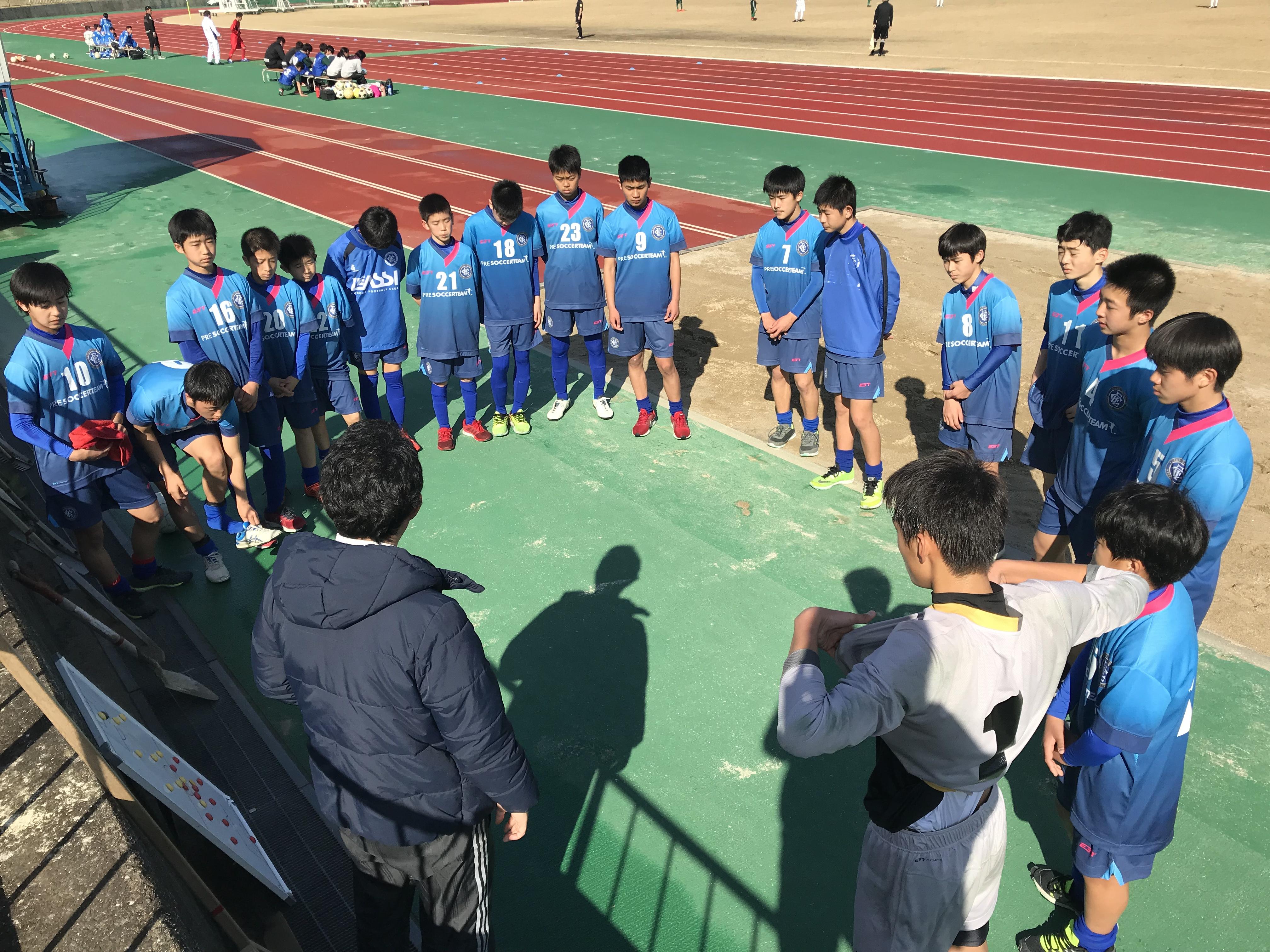 ジュニアユーストップ 福岡市長杯ベスト4 進出