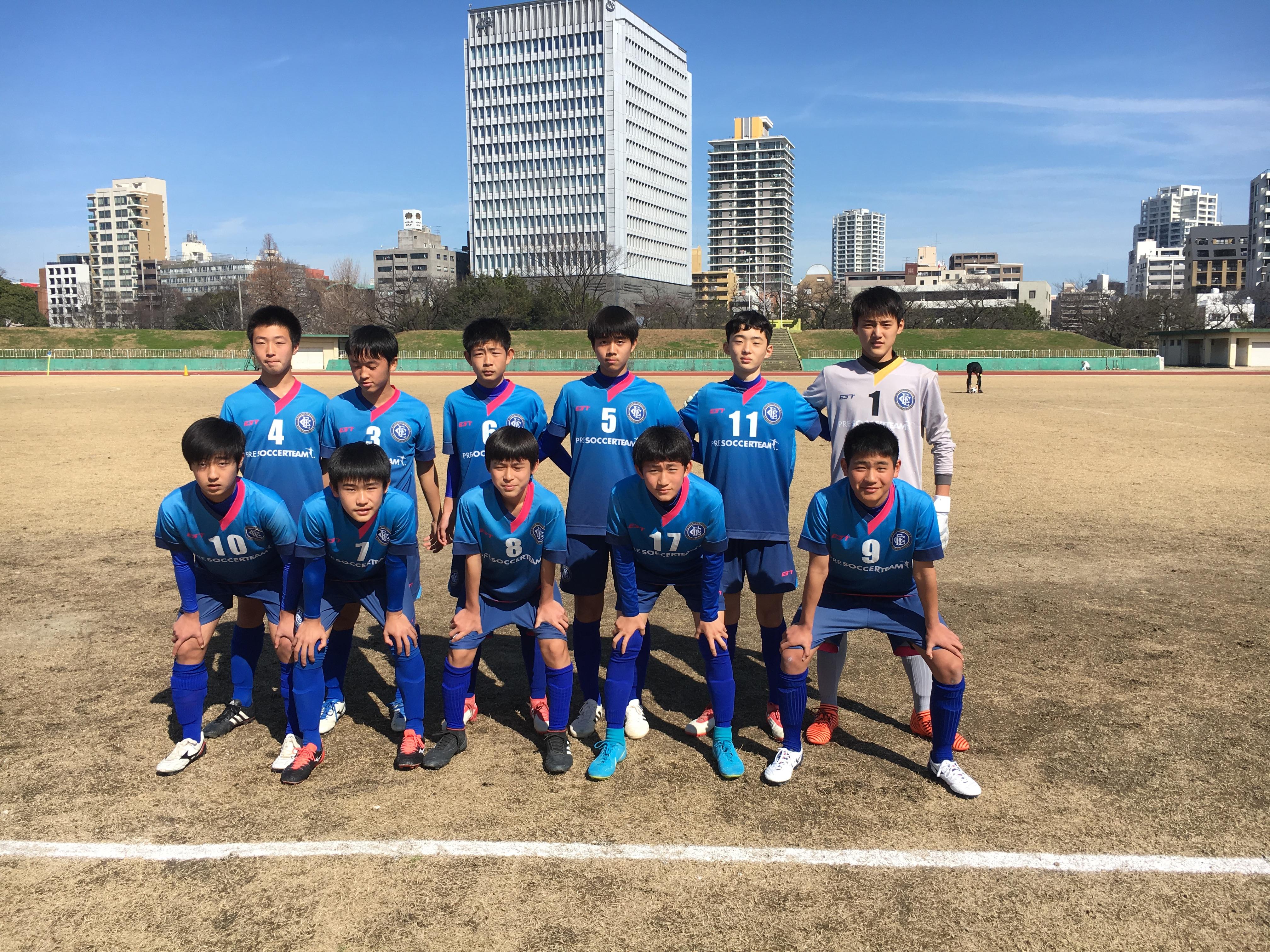 U11 2nd TRM vsJ-WIN,今宿,FCCF