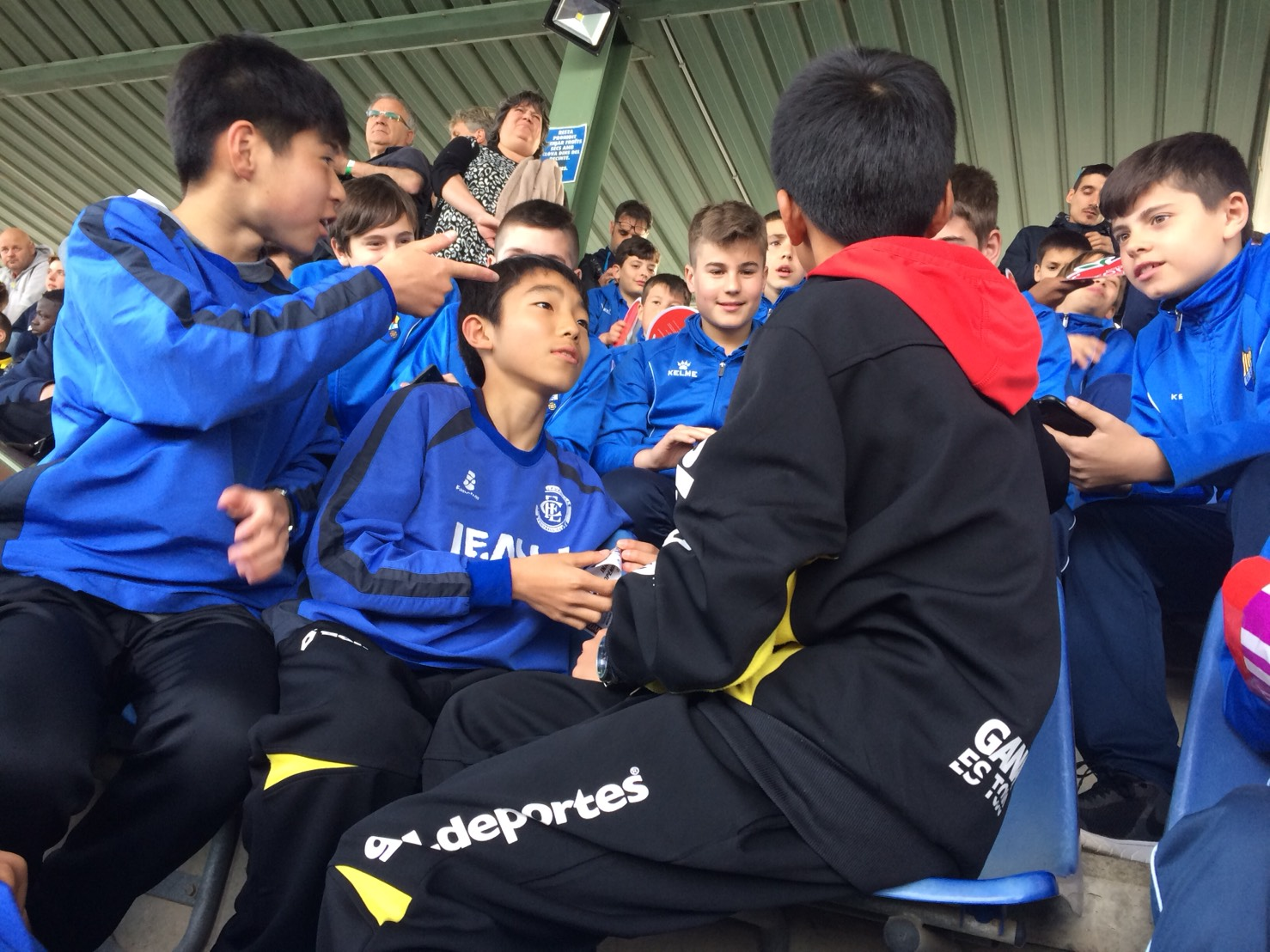 MIC開幕 リーグ戦1 ・2日目 Infantil(U-13・12混合チーム)