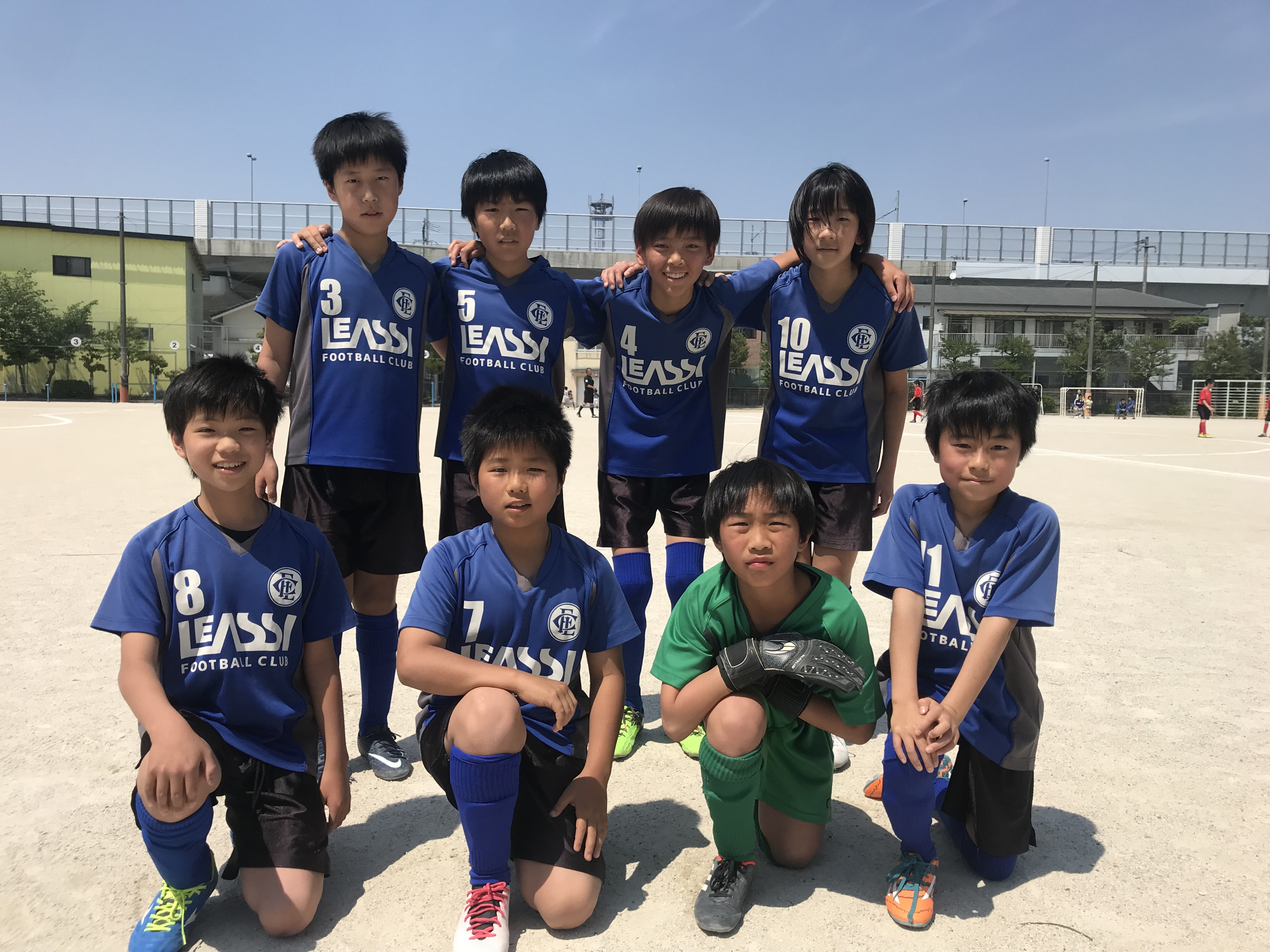 U12 3rd リーグ戦開幕!