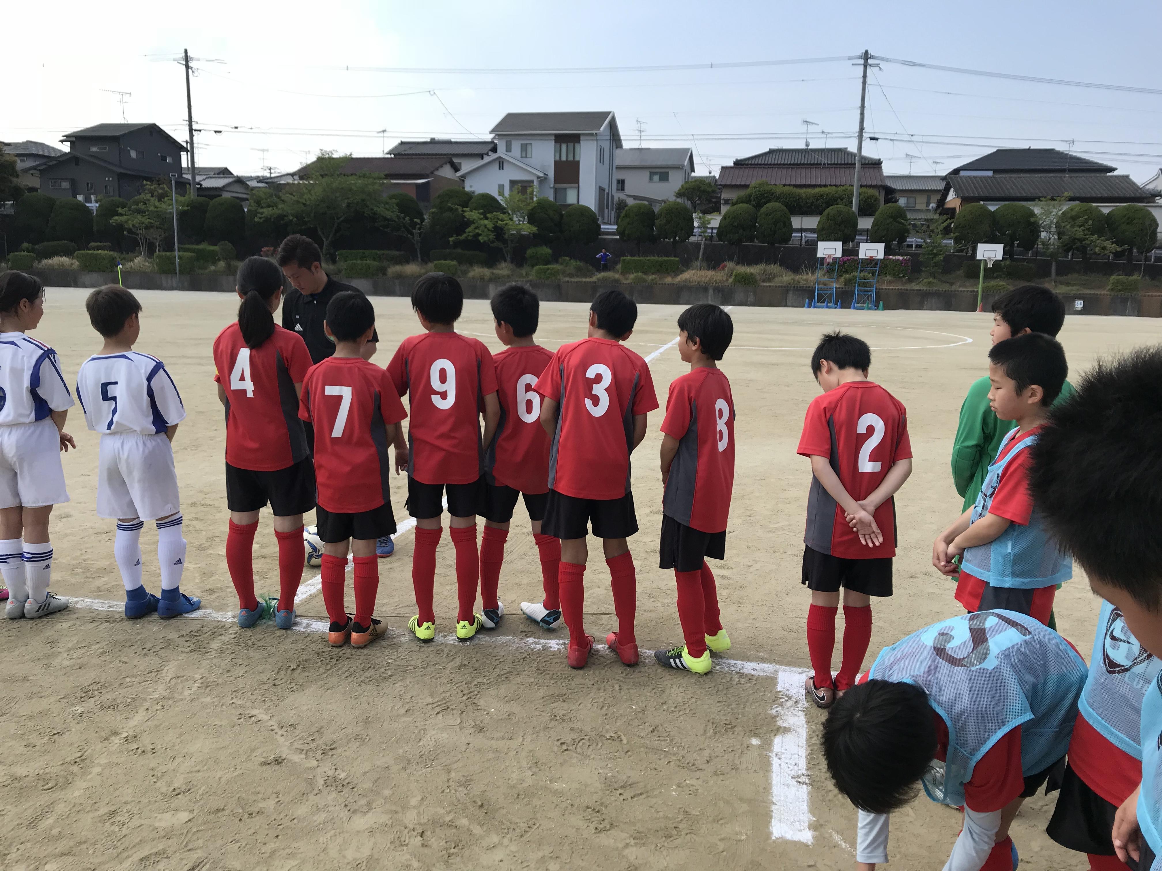 U11 2nd 3部リーグ開幕戦!