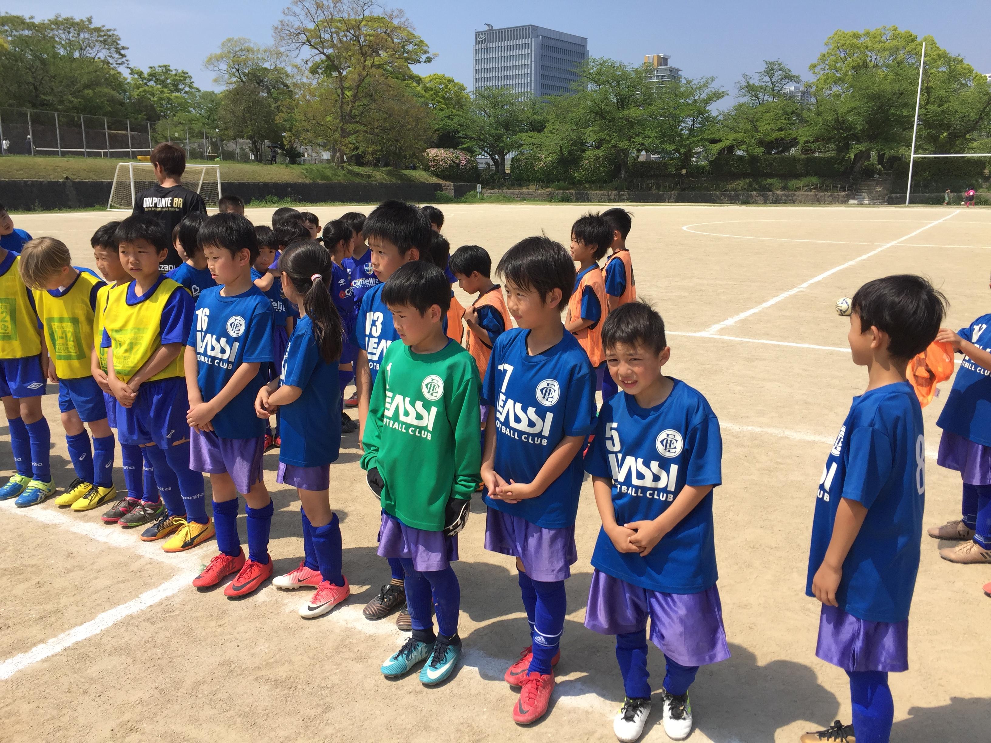 U-9 Fukuoka Advance League 開幕!(vsエリア伊都、vs油山カメリア)