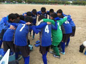 U12 1st 福岡支部1部リーグ開幕!!