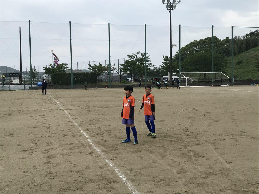 U-12 2nd 4部リーグ結果速報(vsたのしか、vsけご)