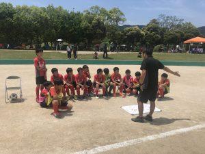 5/5(土)U12 1stチーム 福岡支部1部リーグ第5節