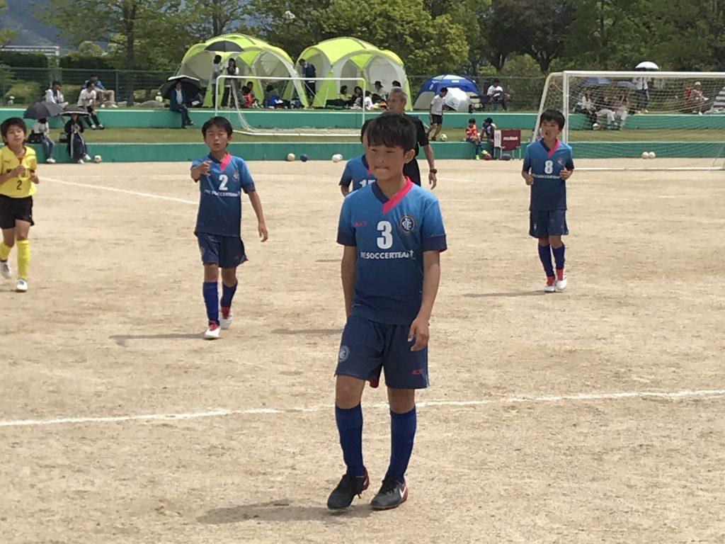 ジュニアユーストップ クラブ選手権 福岡支部予選 準決勝 vs カミーリア