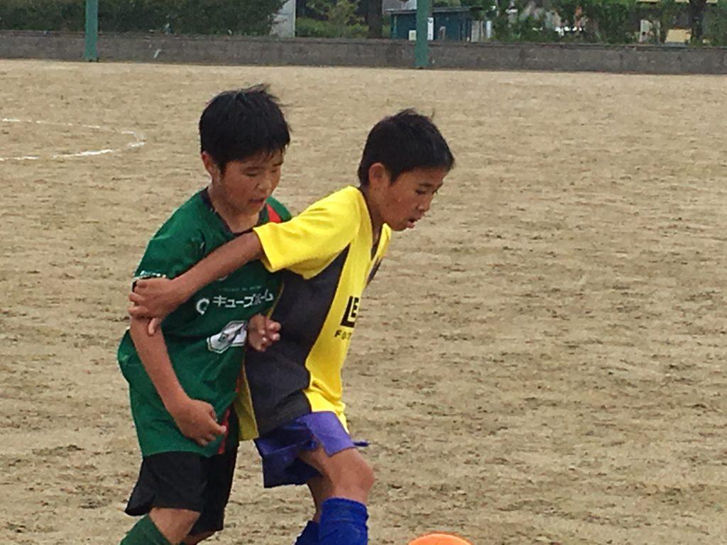 5/6(日)U11 1stチーム TRM vs粕屋