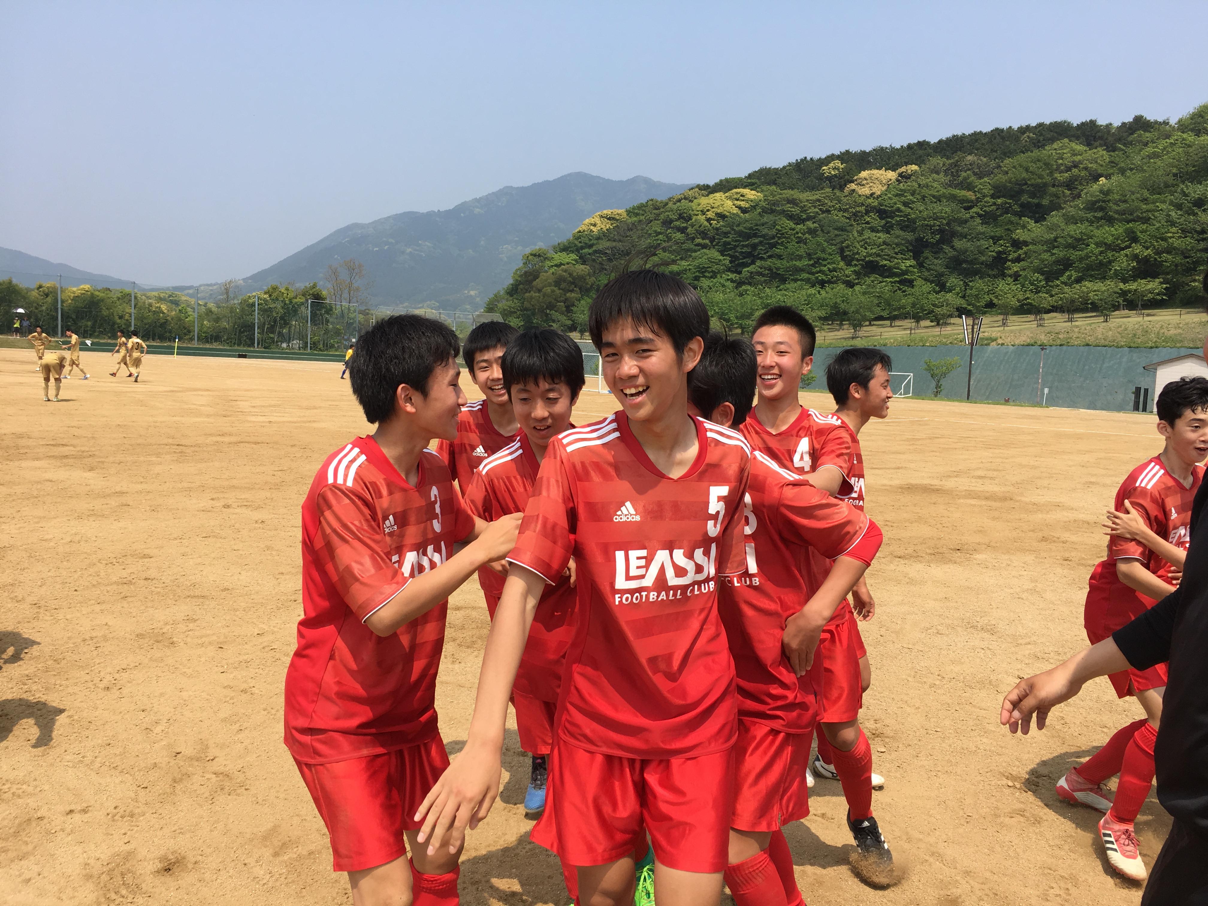 5/3(木)U11 1stトレーニングマッチvsカメリア