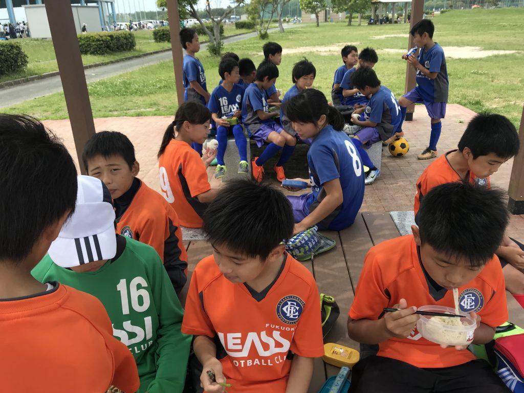 6/10 U11トレーニングマッチ 攻撃的な姿勢を示した選手たち!